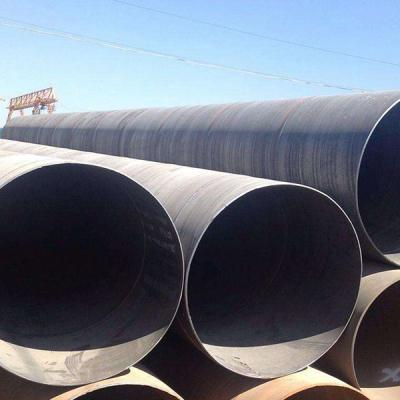 安庆市潜山县螺旋钢管做面漆防腐生产成本