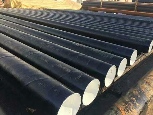 部标直埋预制保温dn300螺旋管报价每米价格