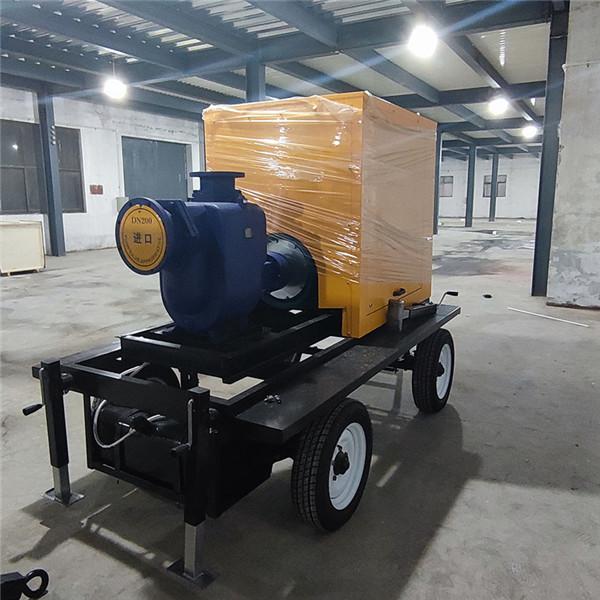 桂林乐移动式泵站结构简单质保时间长