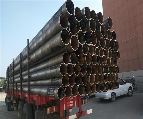 国标直埋保温500mm螺旋管报价一米价格