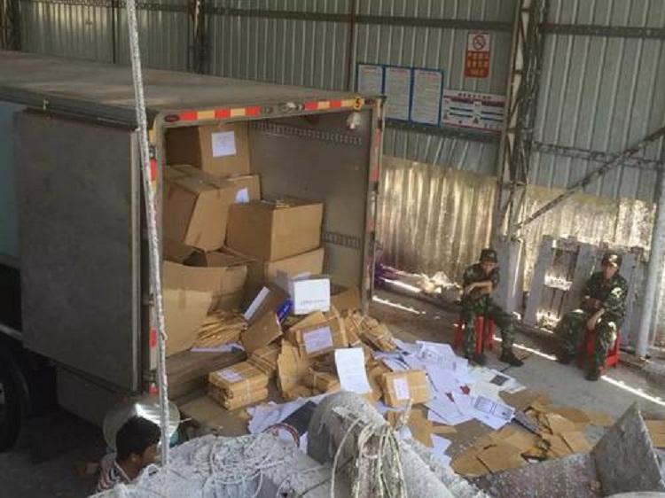 废纸销毁广州市销毁一站式公司