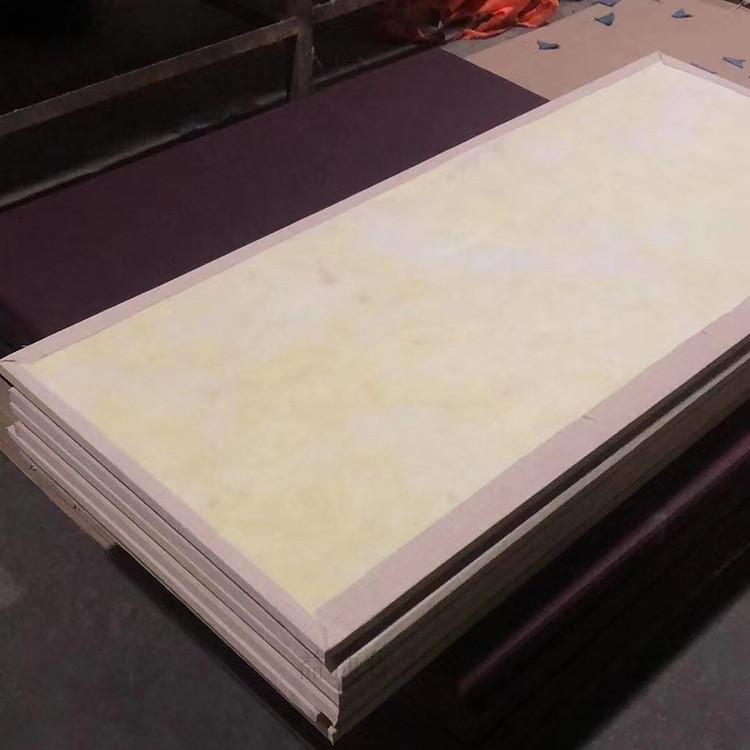 山西省阳泉市玻纤吸音板每米的价格