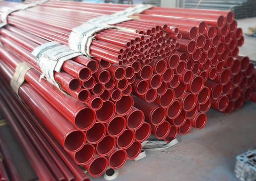 燃气管道3pe防腐钢管用于热淡水管线临邑县