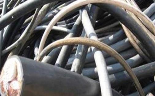 江门开平市电缆废铜回收一米多少钱