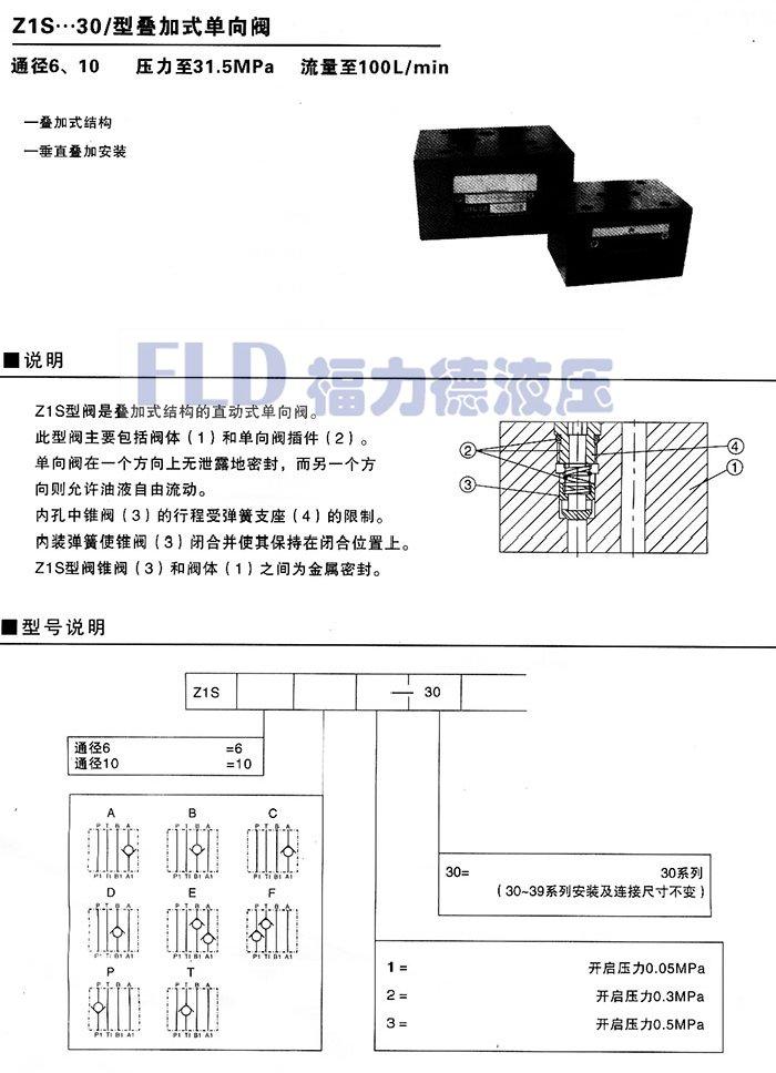 YW-03-35A-2/A220无锡电磁溢流阀