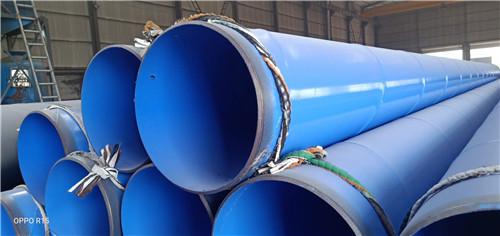 热浸塑钢管涂塑钢管用于给排水管线雁峰区