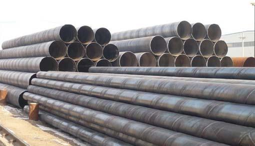 高温直埋式预制保温DN700mm螺旋管报价每米价格