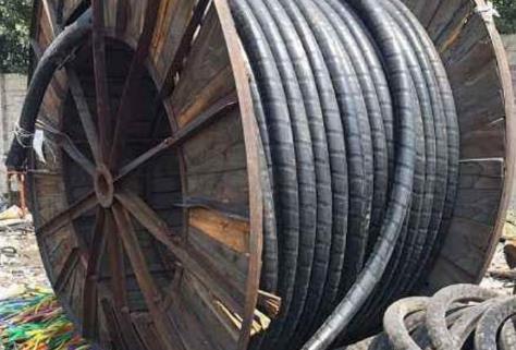 东莞石排镇旧电缆回收附公司为您回收服务