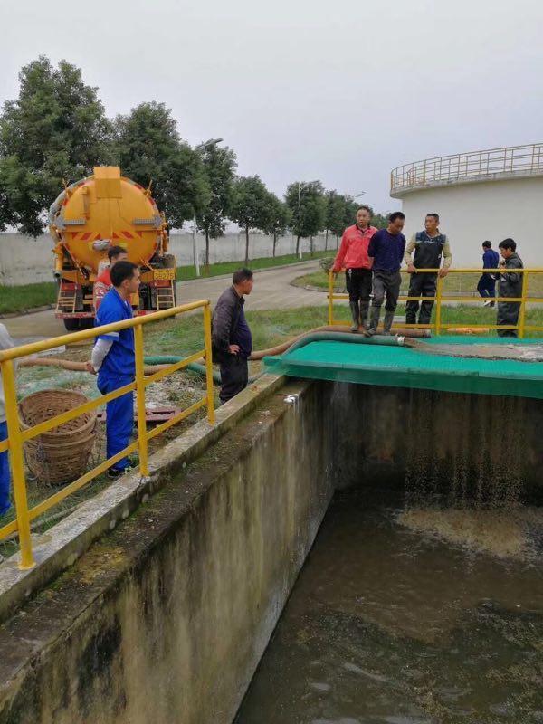 2021精选商家——扬州市宝应县清理沉淀池全城服务市场价格