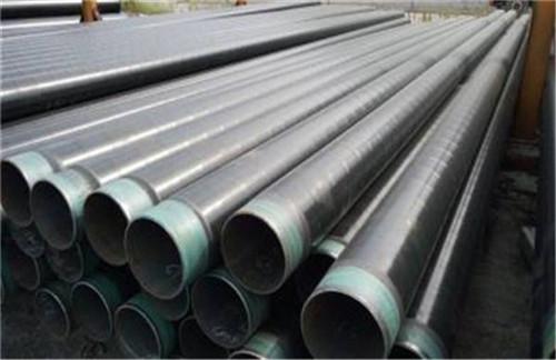 河南省濮阳市石油管道用三层PE涂敷钢管性能介绍