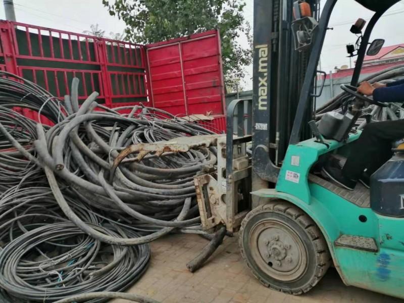 广州回收废旧网线安全放心可靠