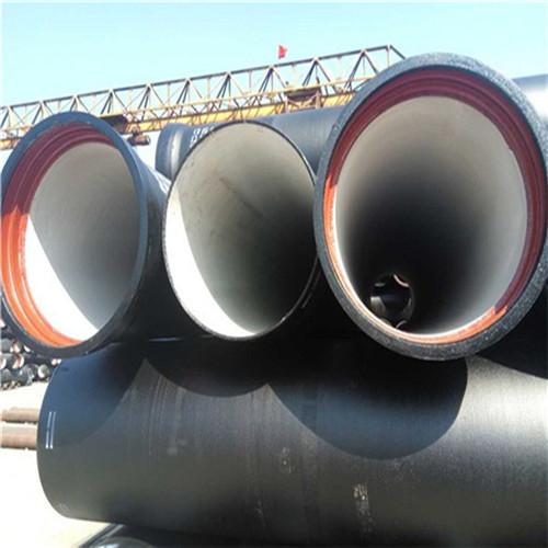 市政供水球墨铸铁管(DN450)质量保证