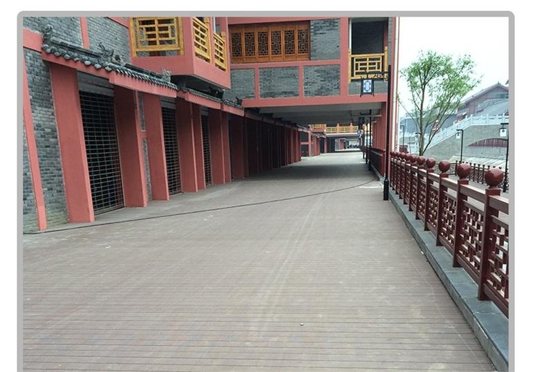 东营市塑木地板规格推荐