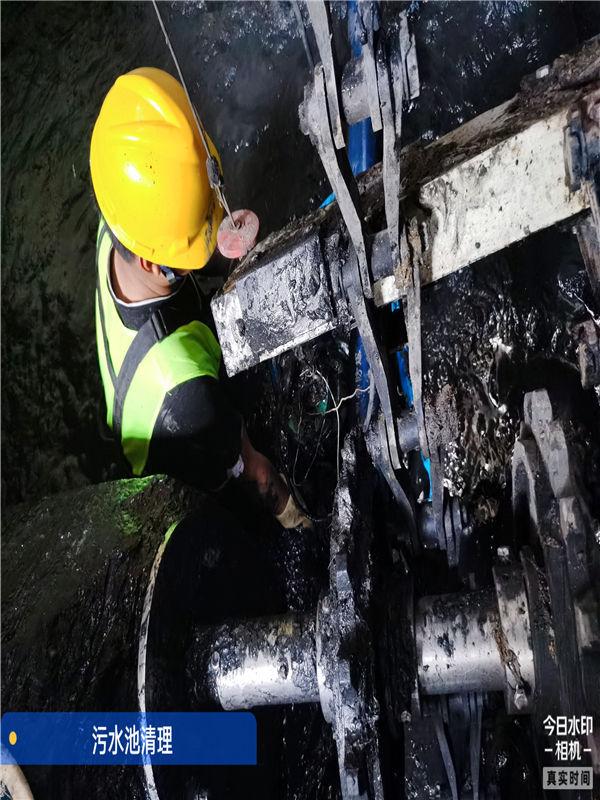 专业崇安污泥池清理专业及详细解读