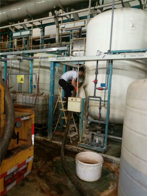 废油池清理公司¥宁波市雨水池清理正确清算污水池办法