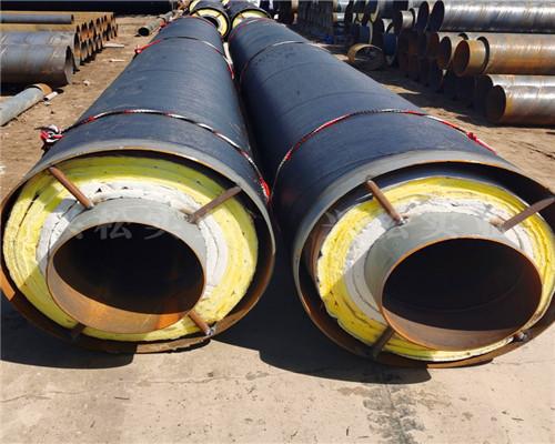 宜春奉新蒸汽直埋钢套钢保温钢管生产基地-【兴松实业】