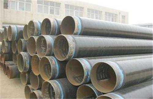 四川省阿坝藏族羌族自治州外缠绕三层聚乙烯防腐螺旋管一米报价
