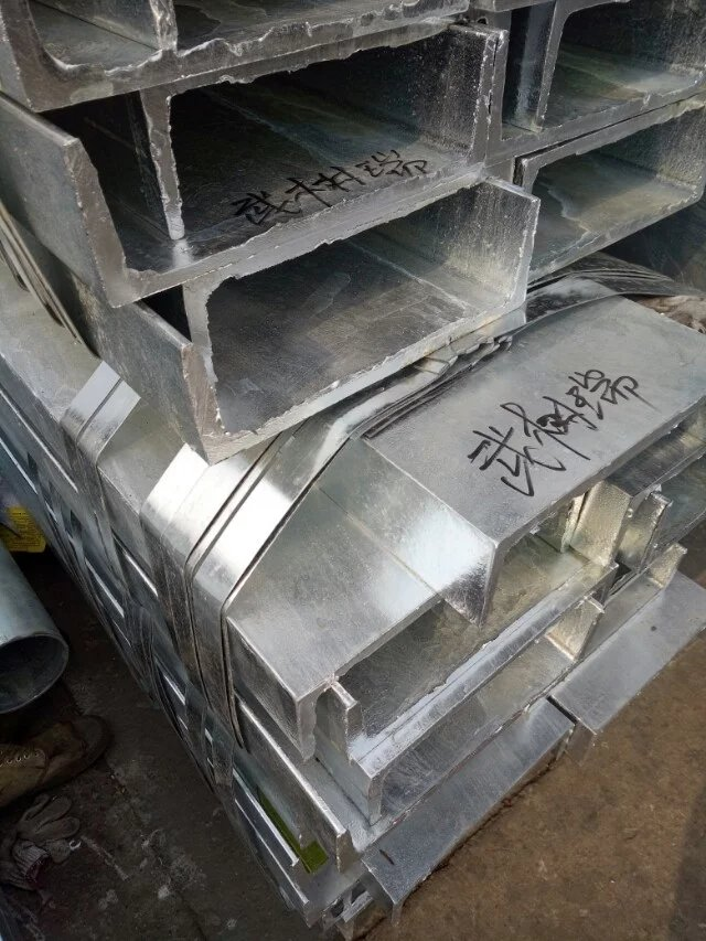 黔南布依族苗族自治州6.3#热镀锌槽钢现货