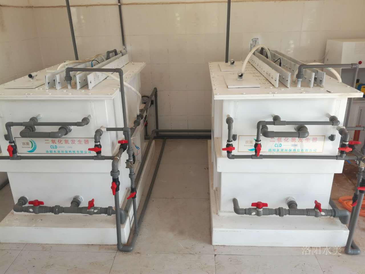 挤出机真空污水处理设备