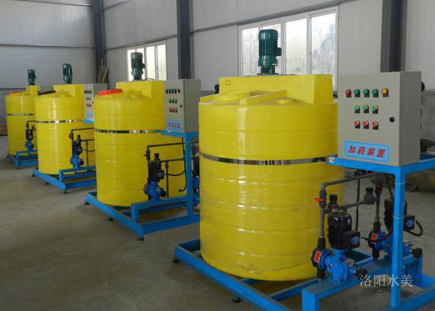 河北污水处理设备生产商