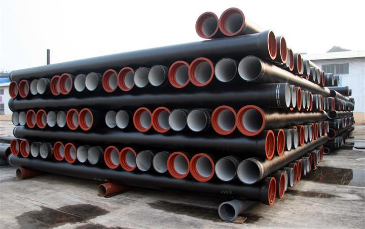 定西DN1400球墨铸铁管厂家价格