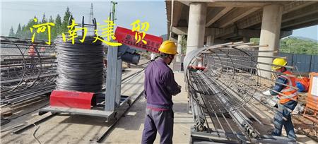 信阳钢筋笼绕丝机技术参数