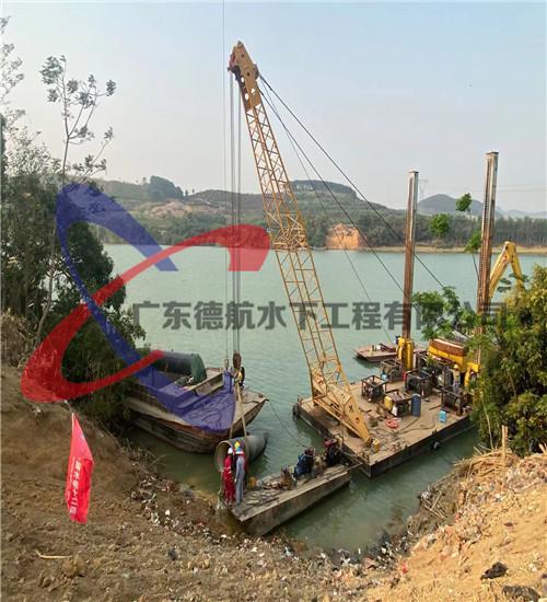 绵阳市沉管施工公司(排水管道水下施工公司