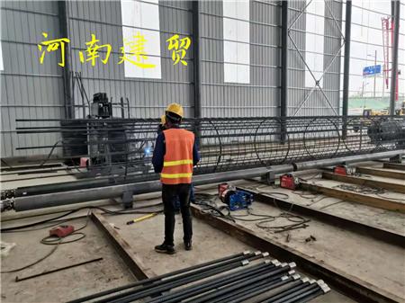 福建三明全自动钢筋笼绕笼机技术参数
