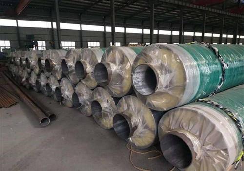 专业聚氨酯保温管制造厂家供应商连云