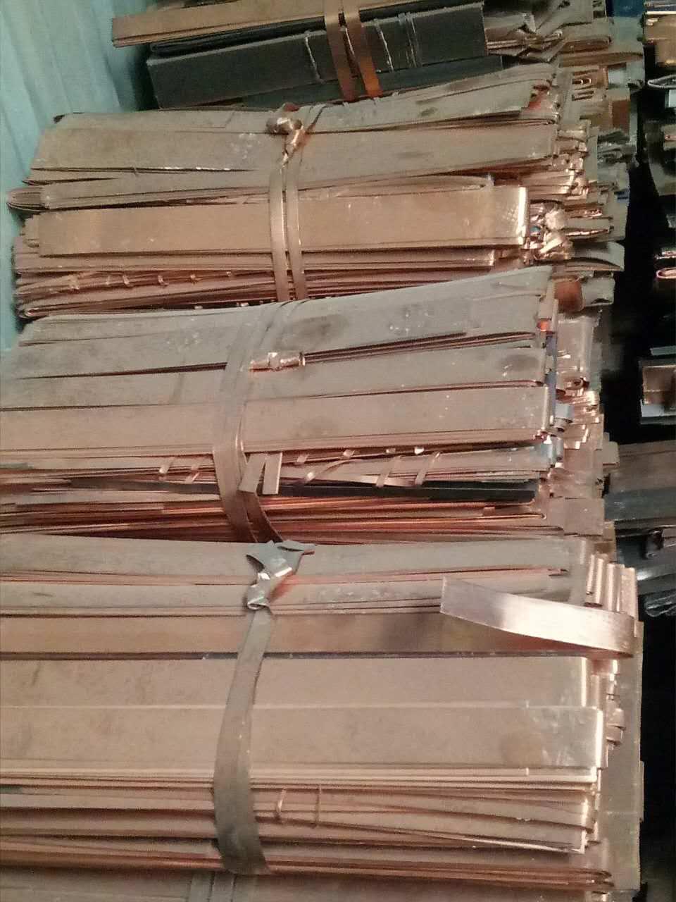 南区废铜回收打包回收