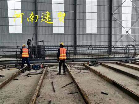 四川达州钢筋笼盘丝机实力老厂