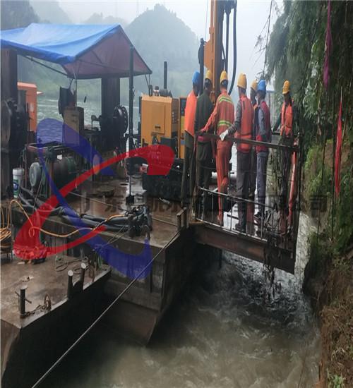 南宁市过河水下管道安装(江底沉管