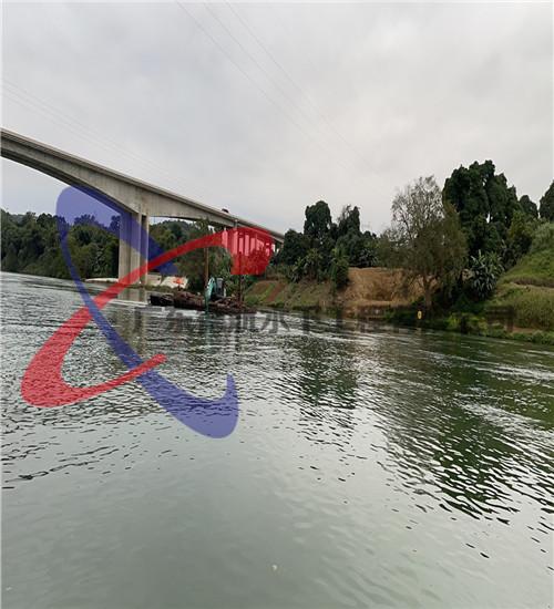 铜川市管道穿越河流施工(河床沉管水下管道安装公司