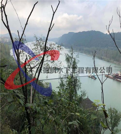 扬州市水下安装给排水管道(取水口上移工程公司
