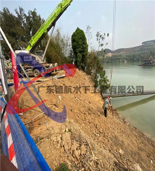 武汉市污水管道沉管施工(海底铺设管道公司
