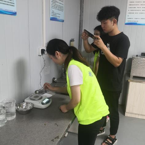 南漳主体结构验收五项出具检测报告