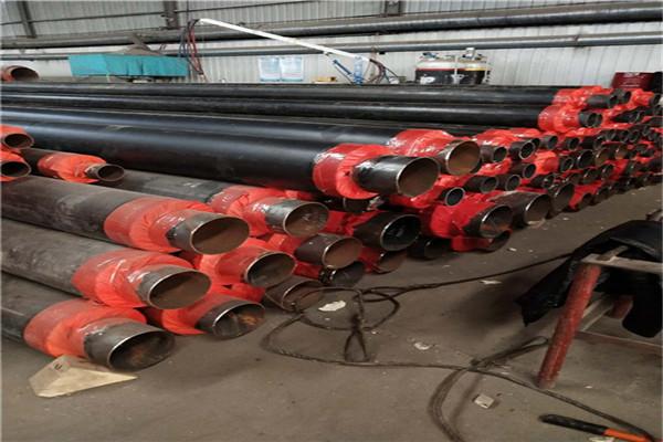 钢套钢蒸汽保温管道成交价格天祝藏族自治县