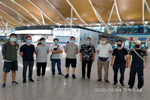 云南楚雄靠谱的出国劳务公司商务部资质认证工作签证保底3.5万