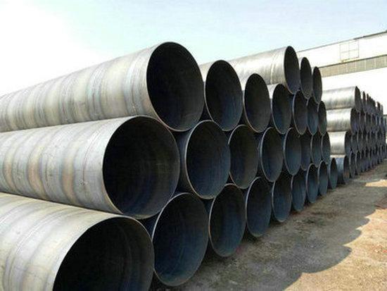 黑龙江省牡丹江市螺旋焊接钢管零售价格