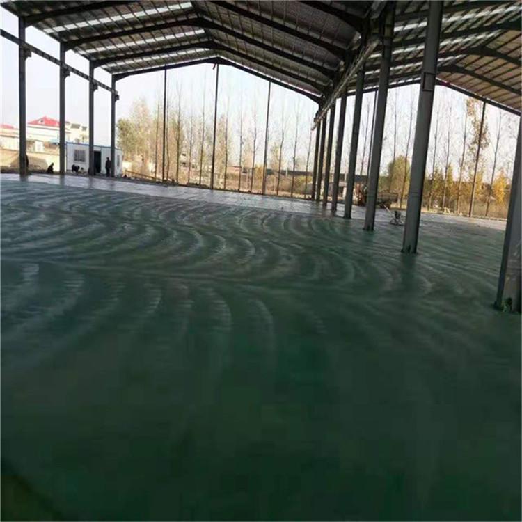 临沂市郯城县金刚沙耐磨地面材料经得住考验