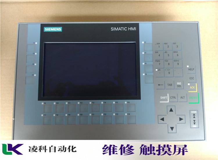 触摸面板维修_HMITECH控制屏有背光无字符维修二十年经验