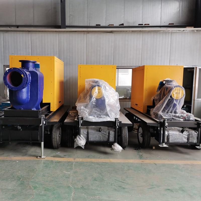 昆明排污移动混流泵厂家现货供应