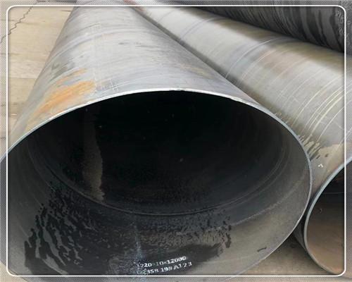 1020*6埋弧焊螺旋钢管每米价格