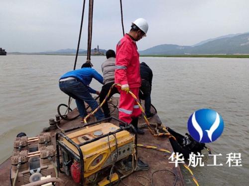 上思县潜水员专业水下安装团队