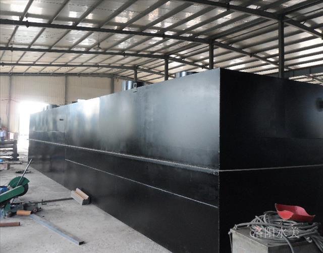 修武废水处理设备设计方案厂家供货
