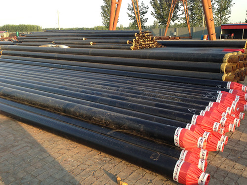 三沙市西沙群岛聚氨酯直埋保温螺旋钢管领头企业