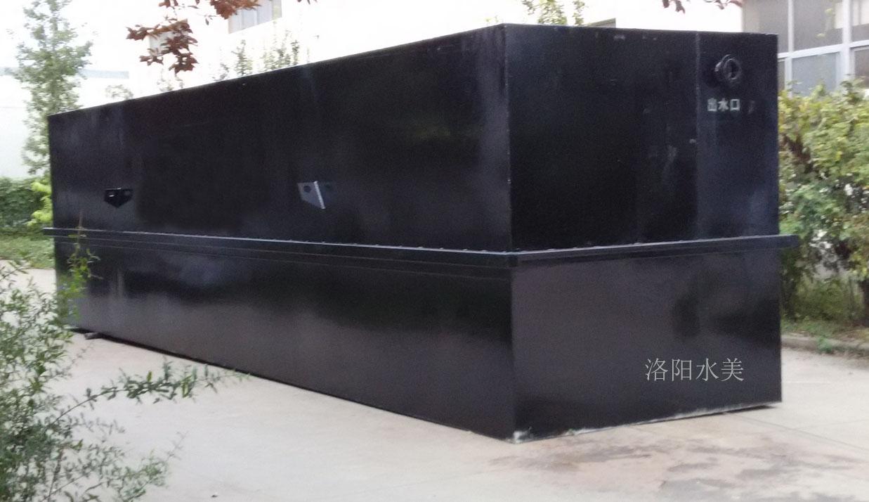 迪庆污水处理设备价格上门勘察设计