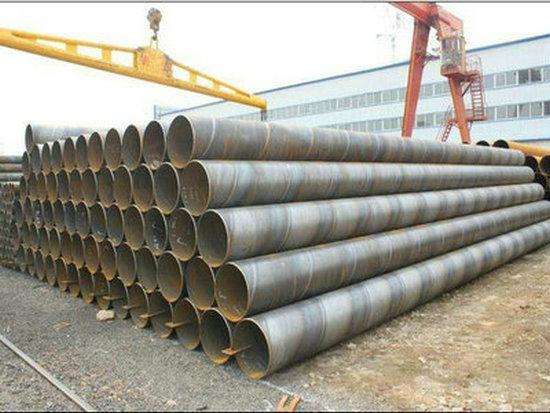 湖北省随州市饮水管道用螺旋钢管生产厂家