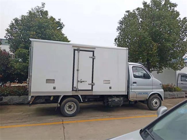 新疆江淮排半冷藏车价格 厂家 批发