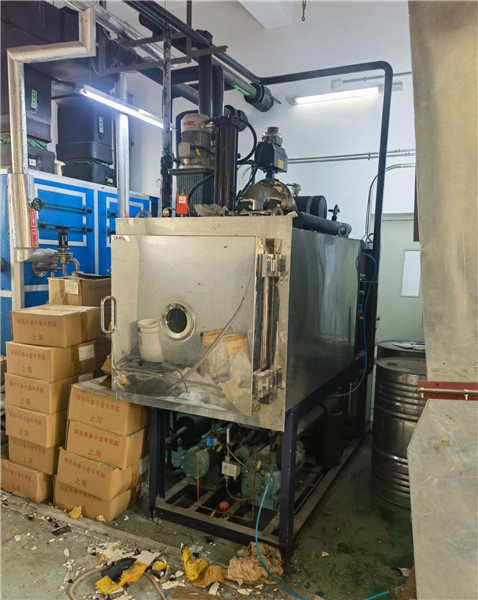 中山回收二手水果冻干机
